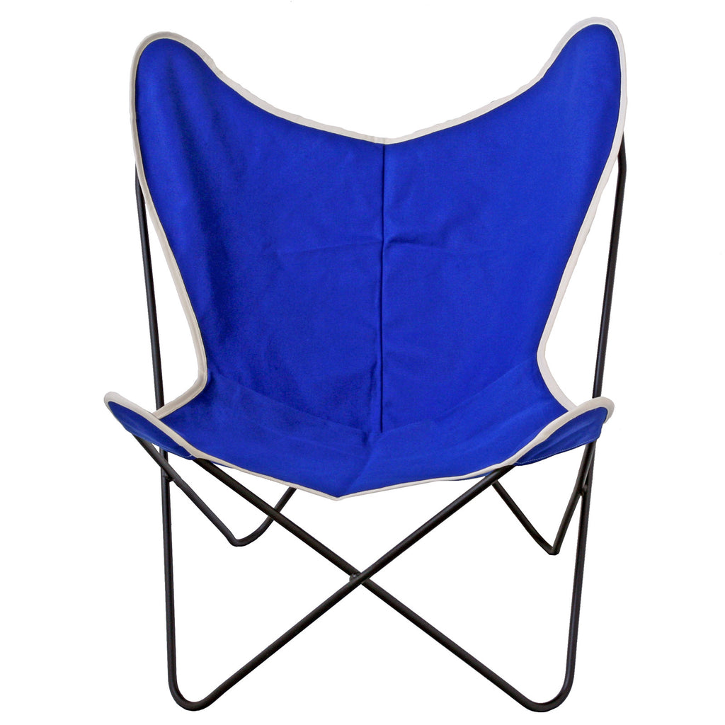 ... Steele Butterfly Sling Chair (Cobalt) ...  sc 1 st  Steele Canvas & Steele Butterfly Sling Chair (Cobalt) | Steele Canvas Basket Corp