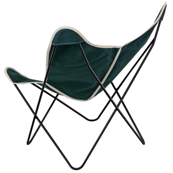 Steele Butterfly Sling Chair (Green)