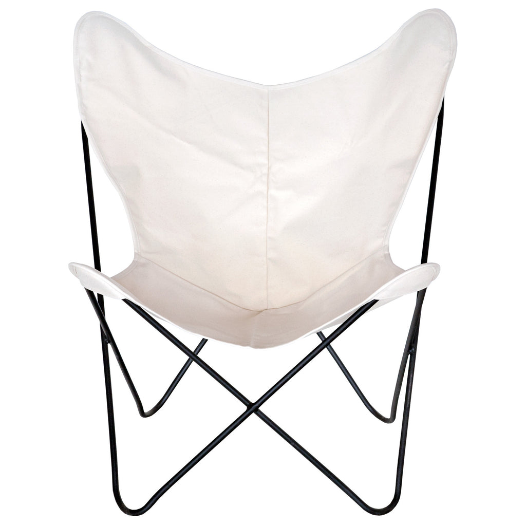 Superieur ... Steele Butterfly Sling Chair (Natural) ...