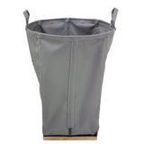 Steeletex Tall Round Basket