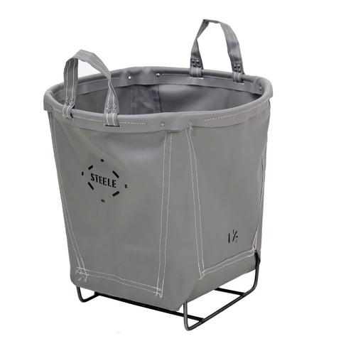 Steeletex Round Carry Basket - 1.5 Bu