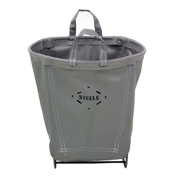 Steeletex Round Carry Basket - 1½ Bu
