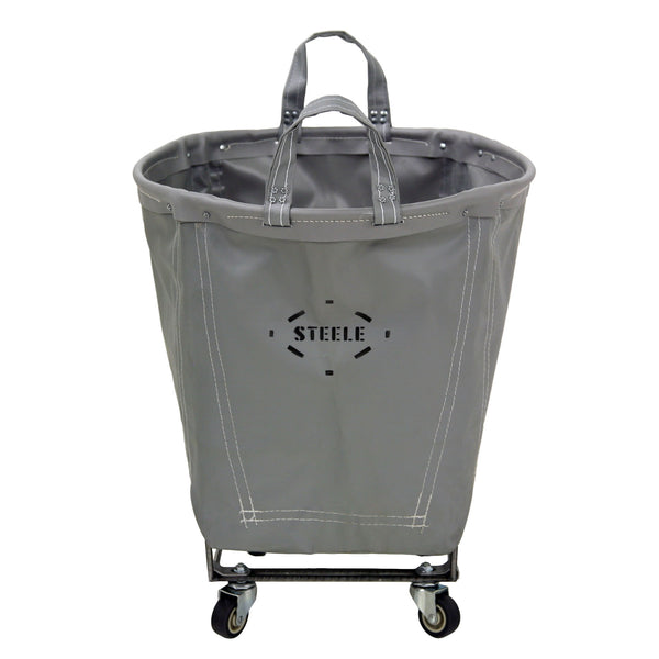 Steeletex Round Carry Truck - 1½ Bu
