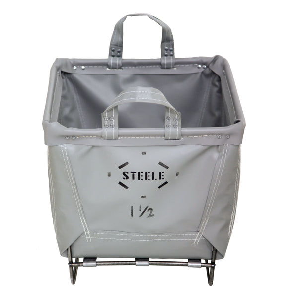Steeletex Small Basket - 1½ Bu