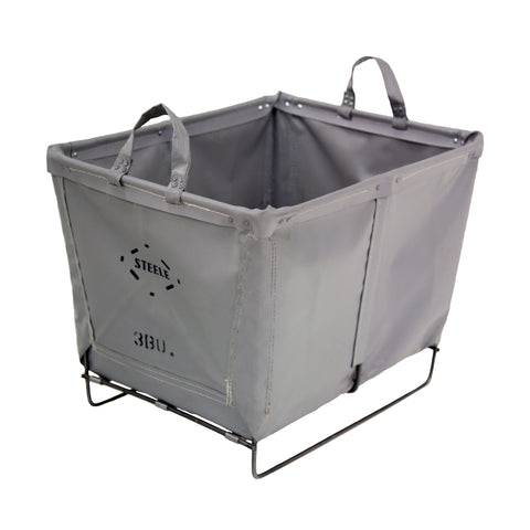 Steeletex Small Basket - 3 Bu