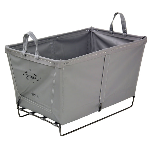 Steeletex Small Basket - 4 Bu