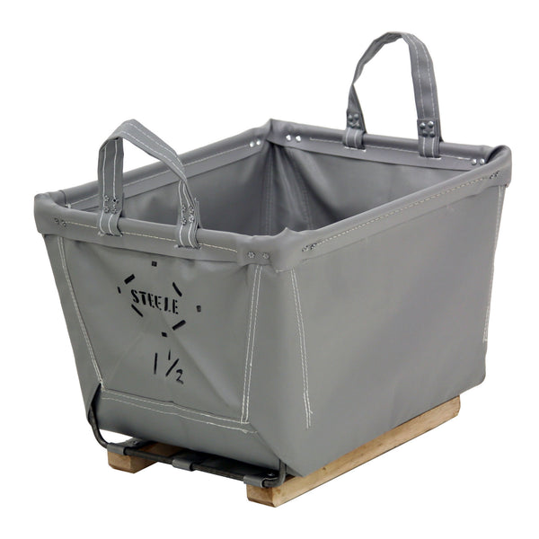 Steeletex Small Carry Basket - 1½ Bu
