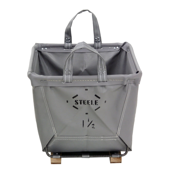 Steeletex Small Carry Basket - 1.5 Bu