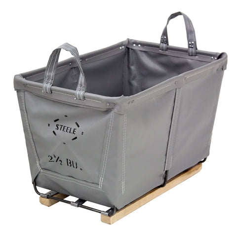 Steeletex Small Carry Basket - 2½ Bu