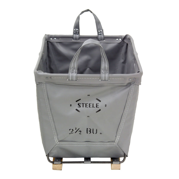 Steeletex Small Carry Basket - 2.5 Bu