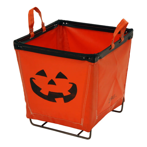 Scary Square Halloween Basket