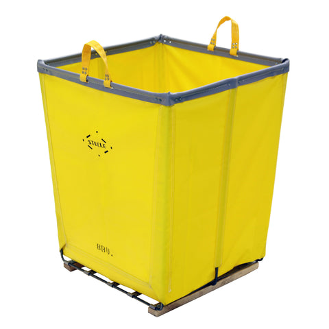 Steeletex Tall Square Basket