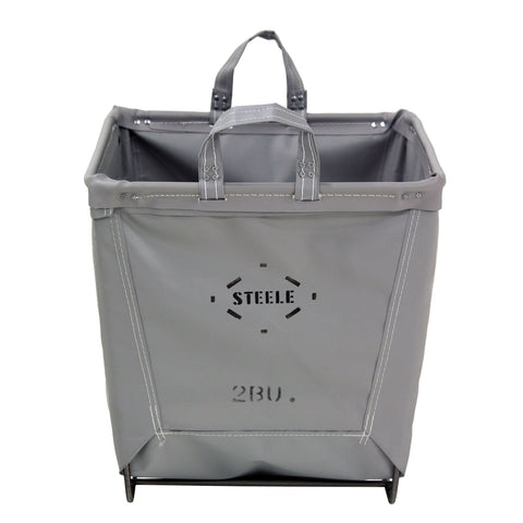 Steeletex Square Carry Basket - 2 Bu