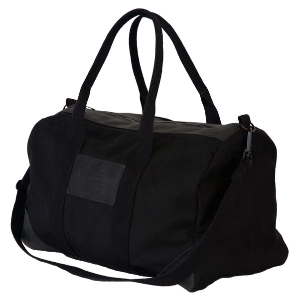 The Weekender (Black Canvas)