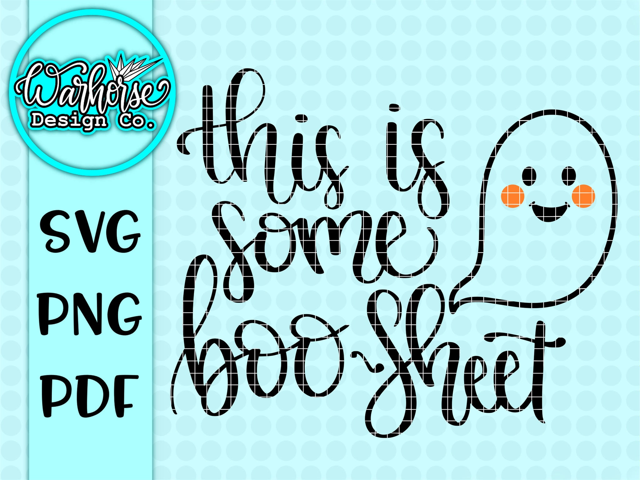This is some boo-sheet SVG PNG PDF