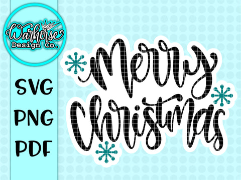 merry christmas SVG PNG PDF