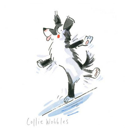 Collie Wobbles