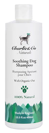 100 % Natural Soothing Dog Shampoo
