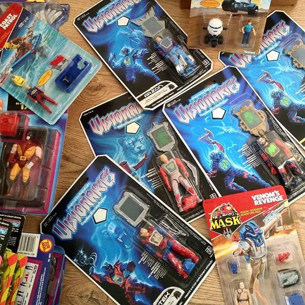 Sell your Old Vintage Toys Online for Cash