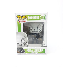 Load image into Gallery viewer, Original ☆ SKULL TROOPER FROTNITE # 438 FUNKO POP! Vinyl Figure ☆ Boxed