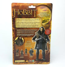 Load image into Gallery viewer, Original ☆ THORIN OAKENSHIELD THE HOBBIT Figure ☆ MGM Sealed MOC Carded