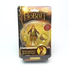 Load image into Gallery viewer, Original ☆ BILBO BAGGINS THE HOBBIT Figure 3.75' ☆ MGM Sealed MOC Carded