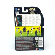 Load image into Gallery viewer, POTF ☆ GREEDO EURO CARD Star Wars Power Of The Force Figure ☆ MOC Sealed Carded