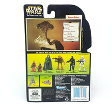 Load image into Gallery viewer, POTF ☆ MOMAW NADON HAMMERHEAD Star Wars Power Of The Force Figure ☆ MOC Sealed Carded