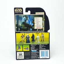 Load image into Gallery viewer, POTF ☆ SAELT-MARAE (YAK FACE) Star Wars Power Of The Force Figure ☆ MOC Sealed Carded