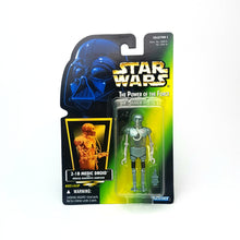 Load image into Gallery viewer, POTF ☆ 2-1B MEDIC DROID Star Wars Power Of The Force Figure ☆ MOC Sealed Carded