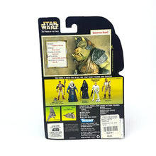 Load image into Gallery viewer, POTF ☆ GAMORREAN GUARD Star Wars Power Of The Force Figure ☆ MOC Sealed Carded