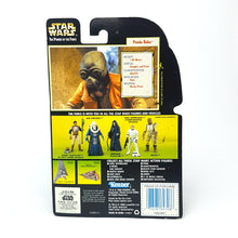 Load image into Gallery viewer, POTF ☆ PONDA BABA Star Wars Power Of The Force Figure ☆ Opened Carded