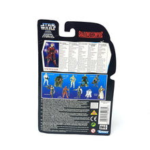 Load image into Gallery viewer, POTF ☆ LUKE SKYWALKER SHADOWS OF THE EMPIRE Star Wars Power Of The Force Figure ☆ MOC Sealed Carded