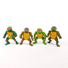 Load image into Gallery viewer, Original ☆ 4X Job lot TEENAGE MUTANT NINJA TURTLES Vintage Action Figure ☆ 90s Loose Bundle
