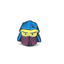 Load image into Gallery viewer, Enamel Pin Badge ☆ Teenage Mutant Ninja Toy Pin - Shred Head