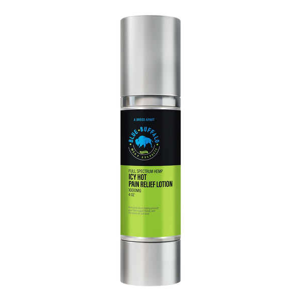 Full Spectrum CBD Pain Relief Icy Hot Lotion