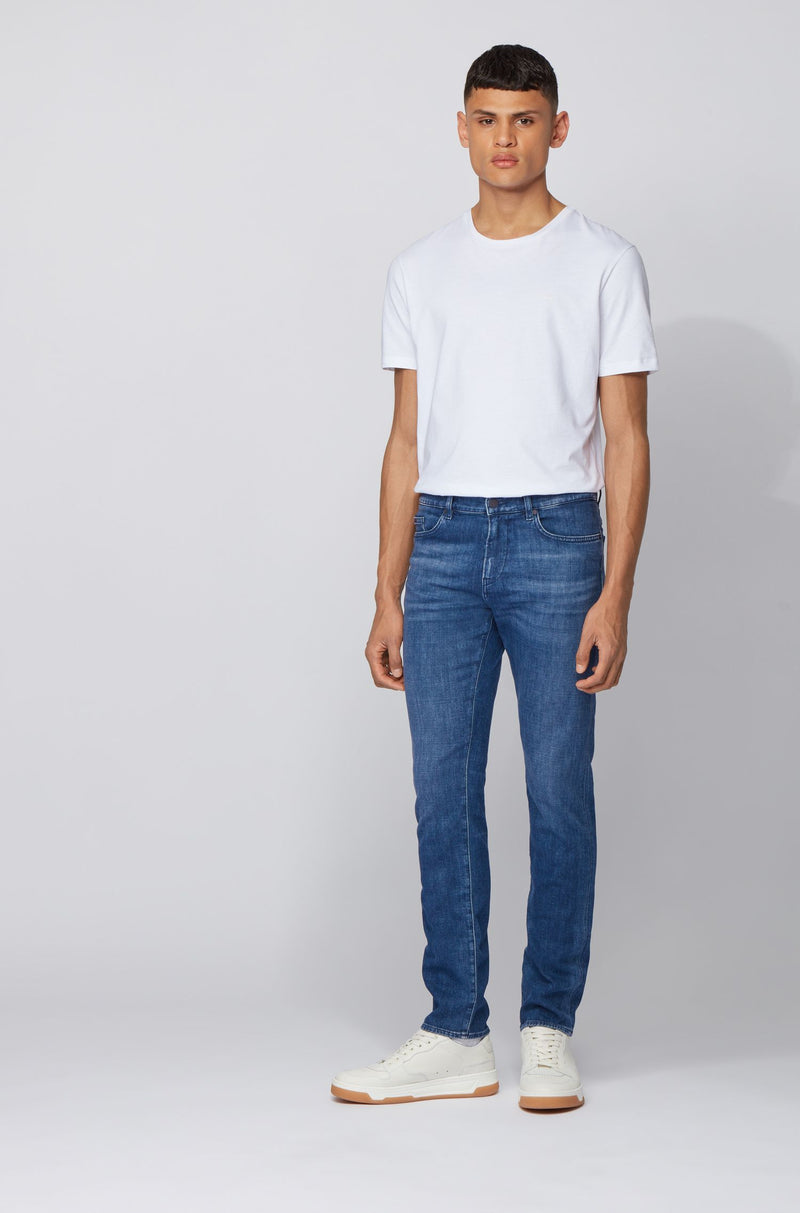 "Jean Slim Fit ""Cashmere Touch Denim"""