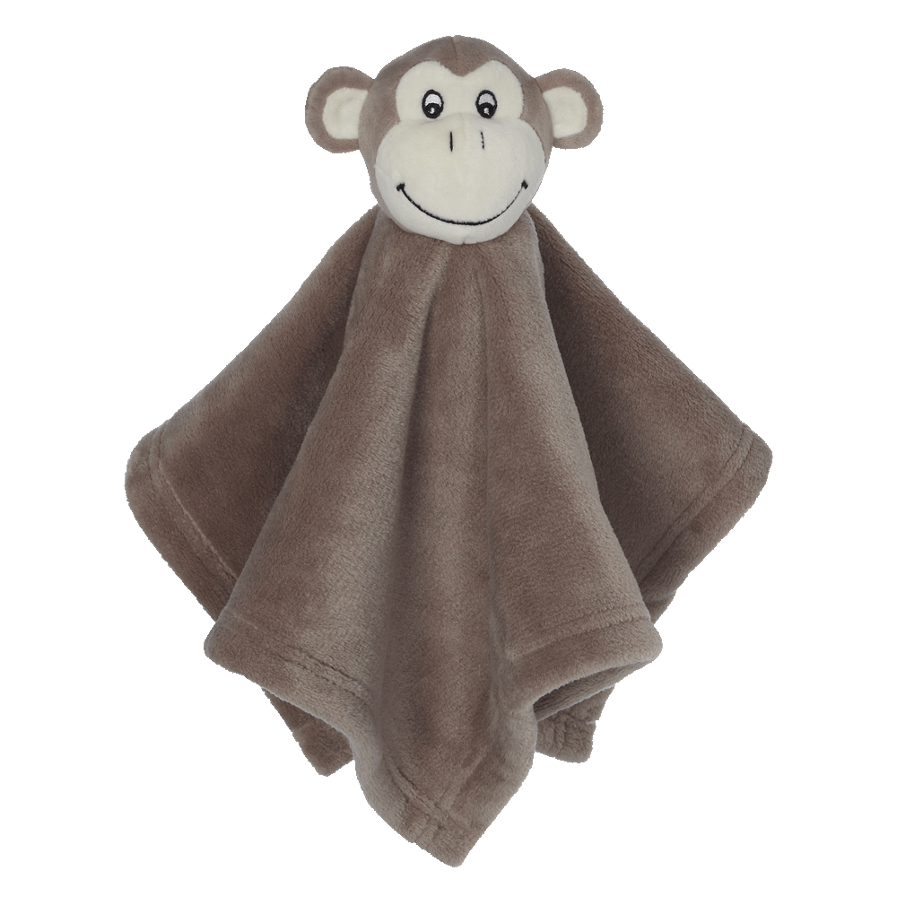 Monkey Lovey  - personalized with a single name