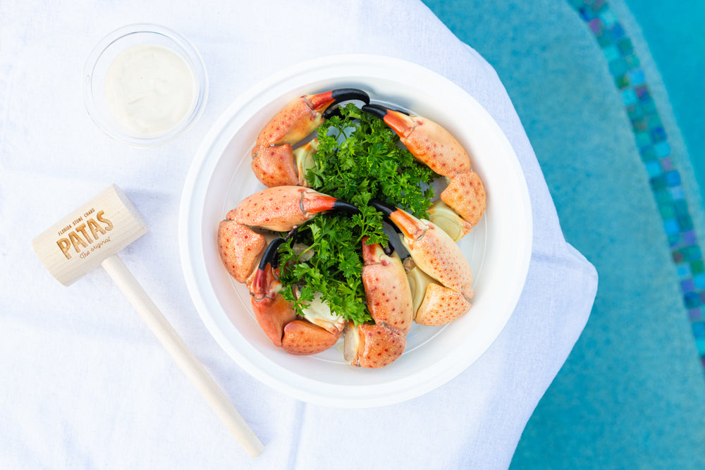 Get Stone Crabs delivered fresh for your event