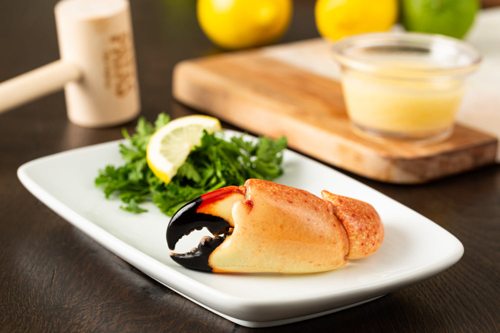 Is this the perfect time to eat stone crabs?