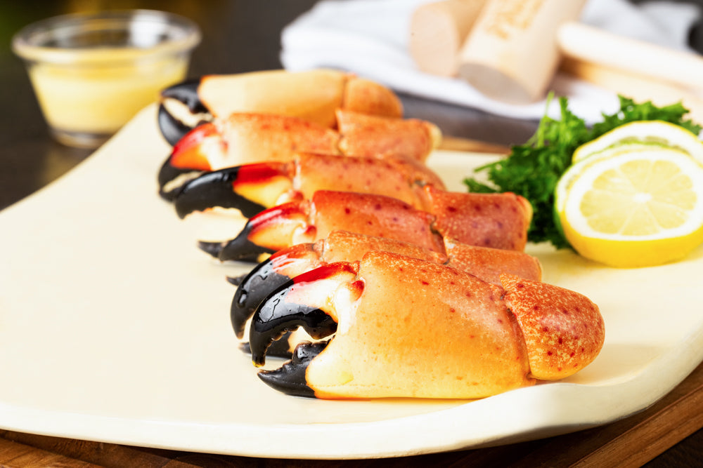 Why are Florida Stone Crabs a Delicacy?