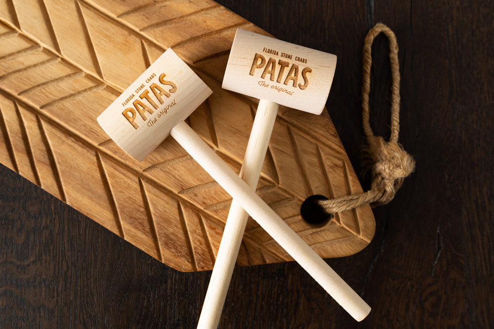 """Patas"" Wooden Mallet"