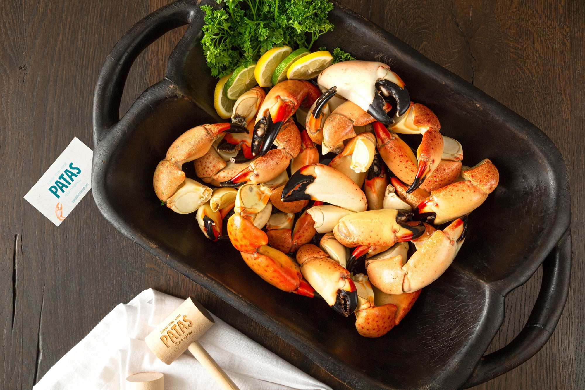 Stone Crab Meals Fresh From Florida Order Online with Overnight Delivery