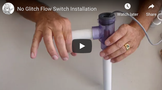 How to install a Flow Switch