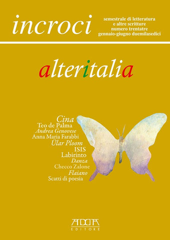Incroci n. 33 - Alteritalia