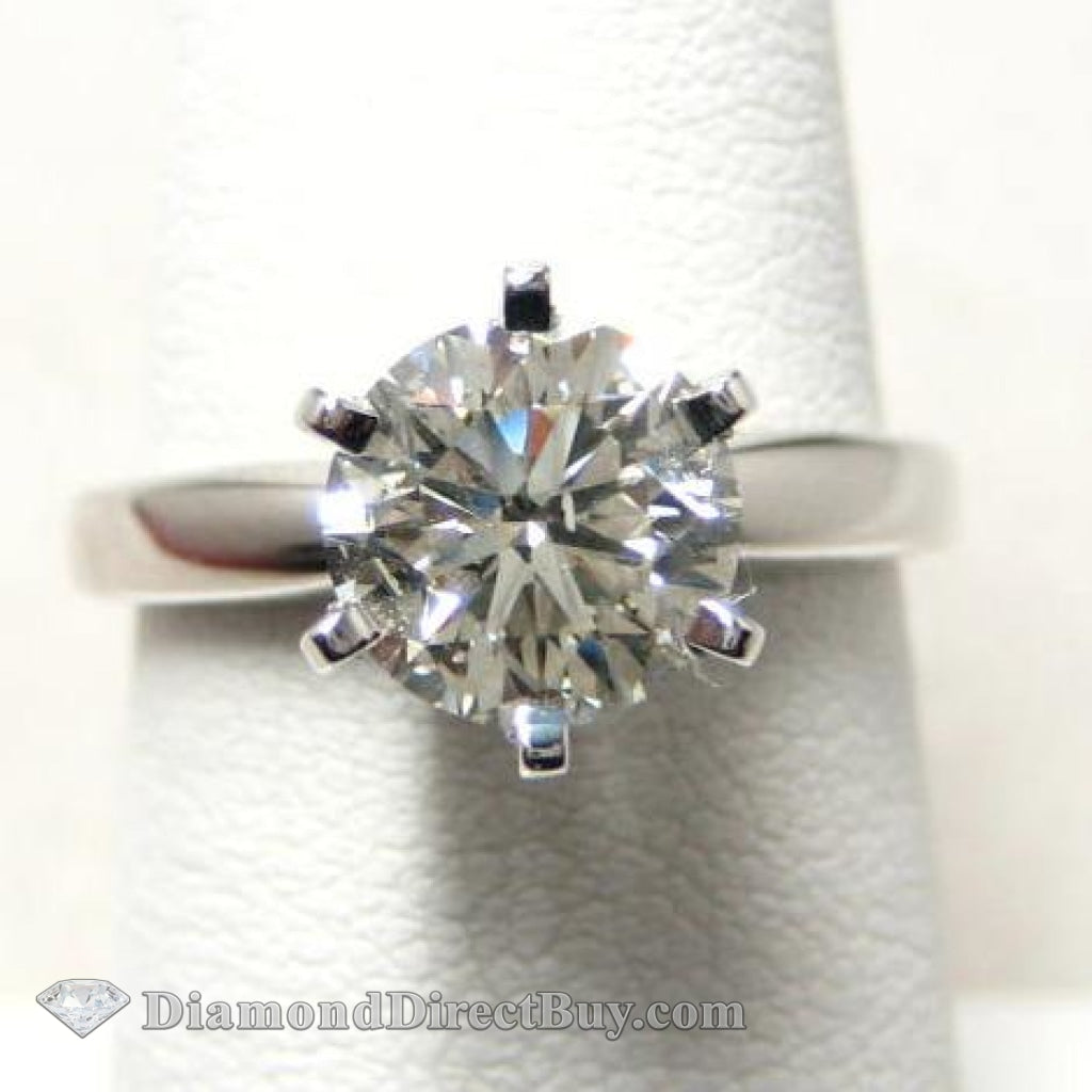 1.50 Carat Solitaire Engagement Rings