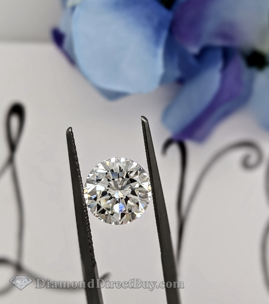 5.40 Carat 3 Piece Ring Set With A Gorgeous Center Engagement Rings