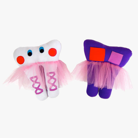 Tooth Fairy Pillow Ballerina