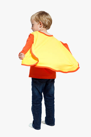 ShirtCape Orange Yellow