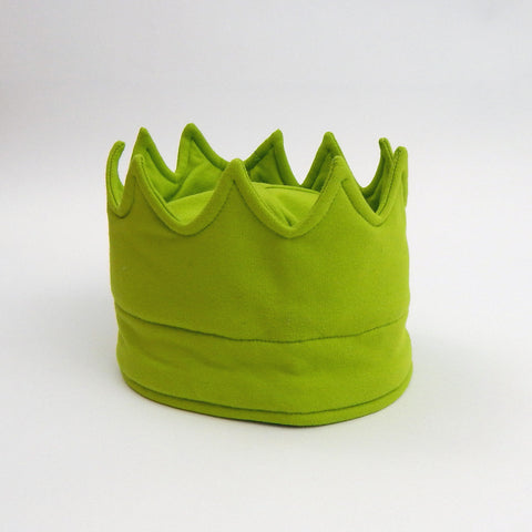 Crown Hat Lime